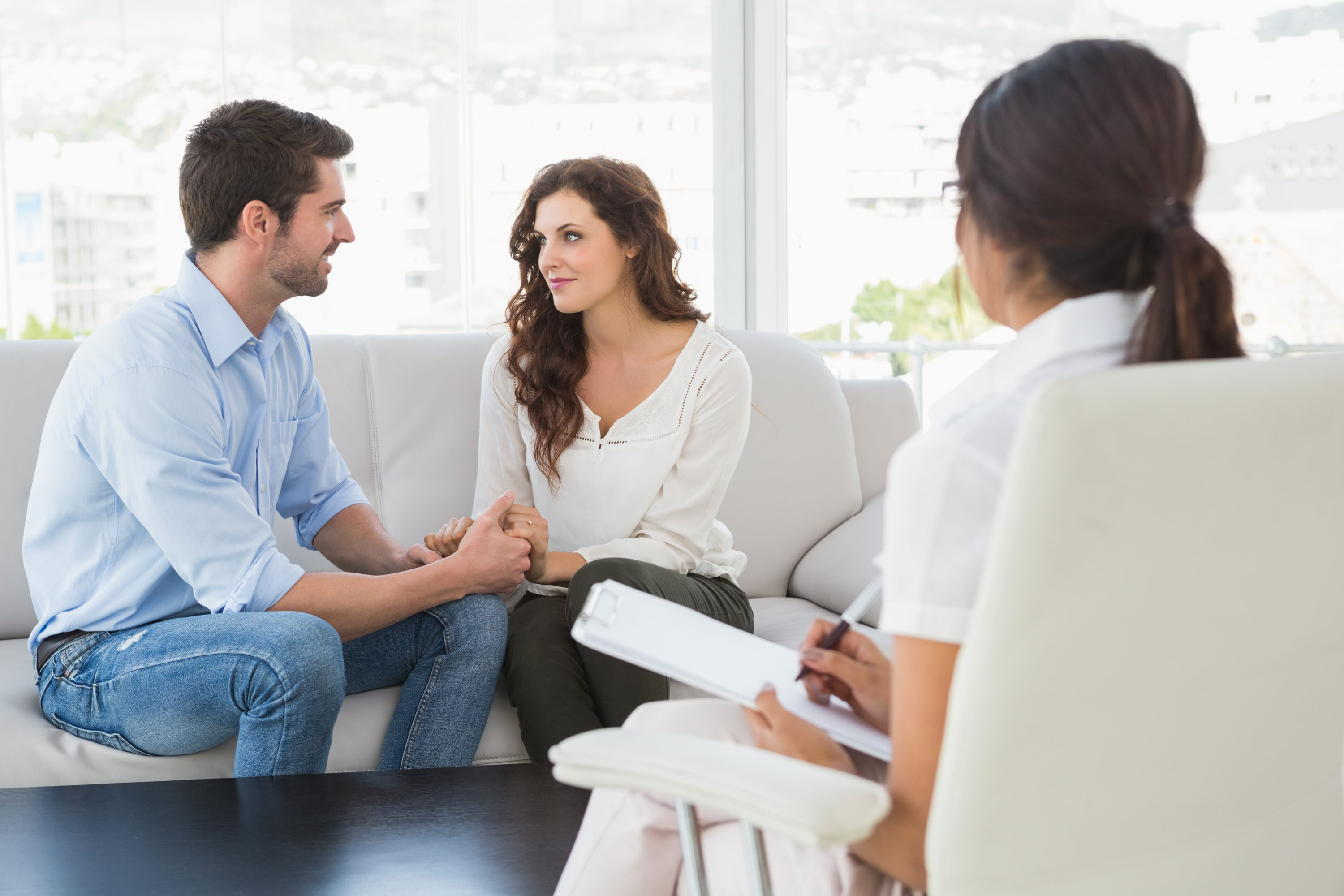 Does Couple's Counseling Work?